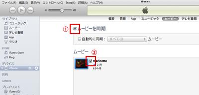 iPhone動画変換